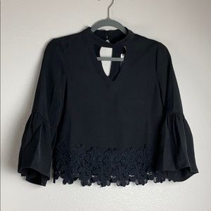Anthropologie Moon River Blouse